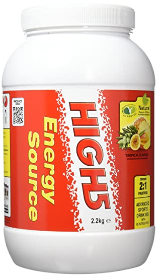 High5 Energy Source Tropical Jar 2 2Kg