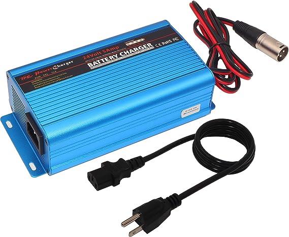 Amazon.com: Cargador de batería automático inteligente ...