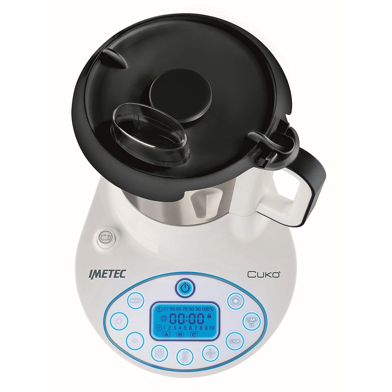 Imetec Cuko Prezzo Mediaworld.Imetec Cuko Robot Da Cucina Multifunzione Con Cottura Multicooker