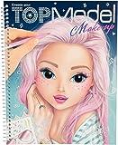 Depesche Top Model Make Up Colouring Book 6921E