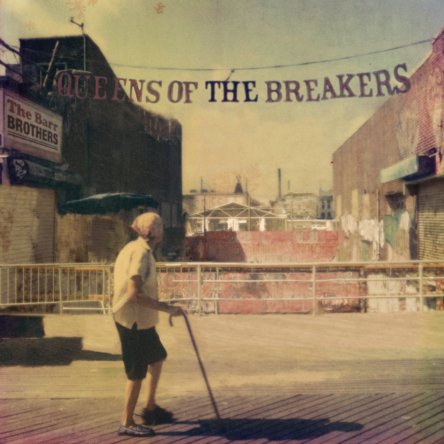The Barr Brothers - Queens Of The Breakers (Gatefold LP Jacket, Digital Download Card)