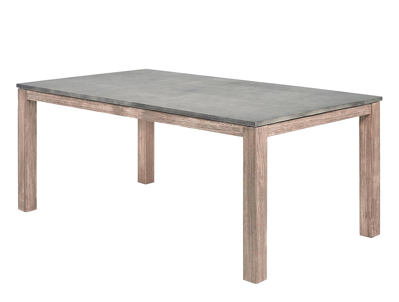 Schlichter Möbel Tierra Gartenmöbel Loungetisch Gartentisch BRATIS 180 x 100 cm