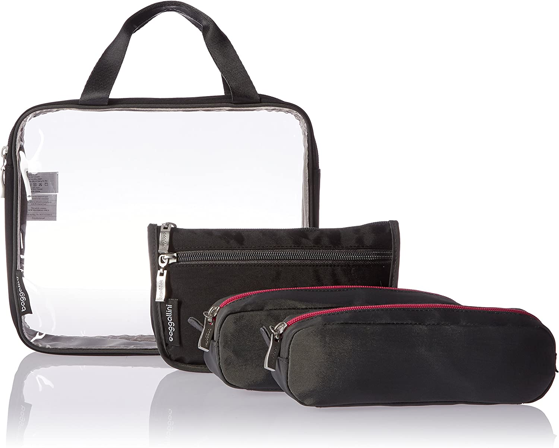 Baggallini Travel Trio Cosmetic Bag