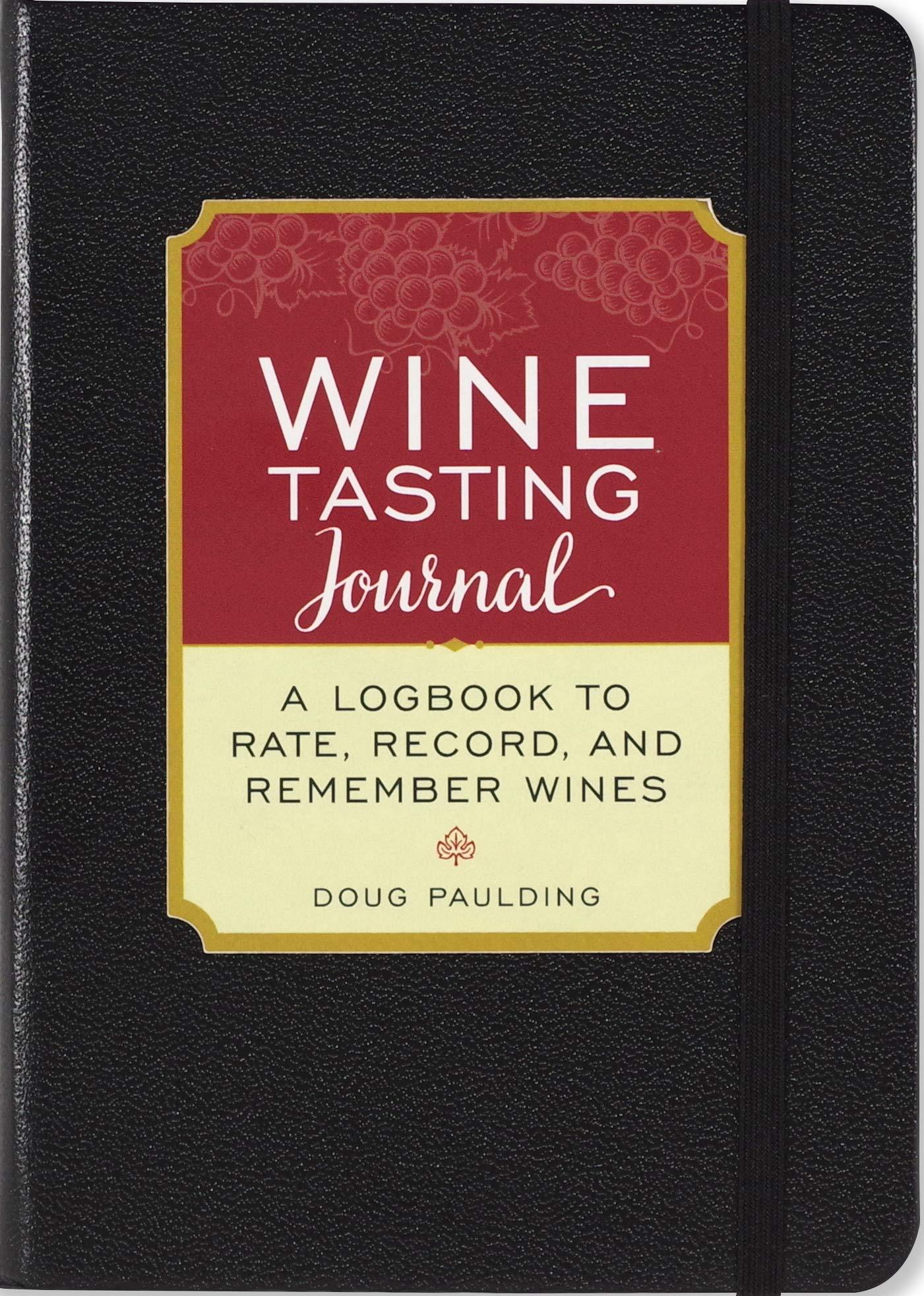wine notebook wine tasting collection log book v2