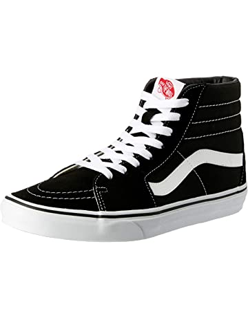 VANS Sk8-Hi Unisex Casual High-Top Skate Shoes a309d7726