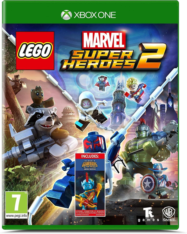 Lego Marvel Super Heroes 2 - Amazon.co.UK DLC Exclusive - Xbox One ...