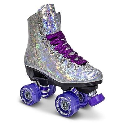 Sure-Grip Prism Roller Skates (Purple Lavish, Mens 7 / Womens 8-8.5) : Sports & Outdoors
