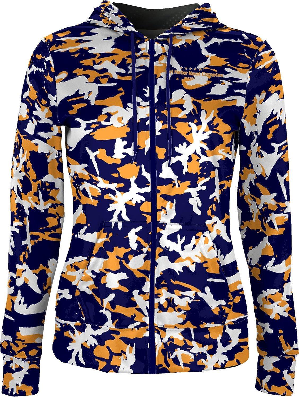 ProSphere Women's Pearl Harbor Naval Complex Military Camo Fullzip Hoodie