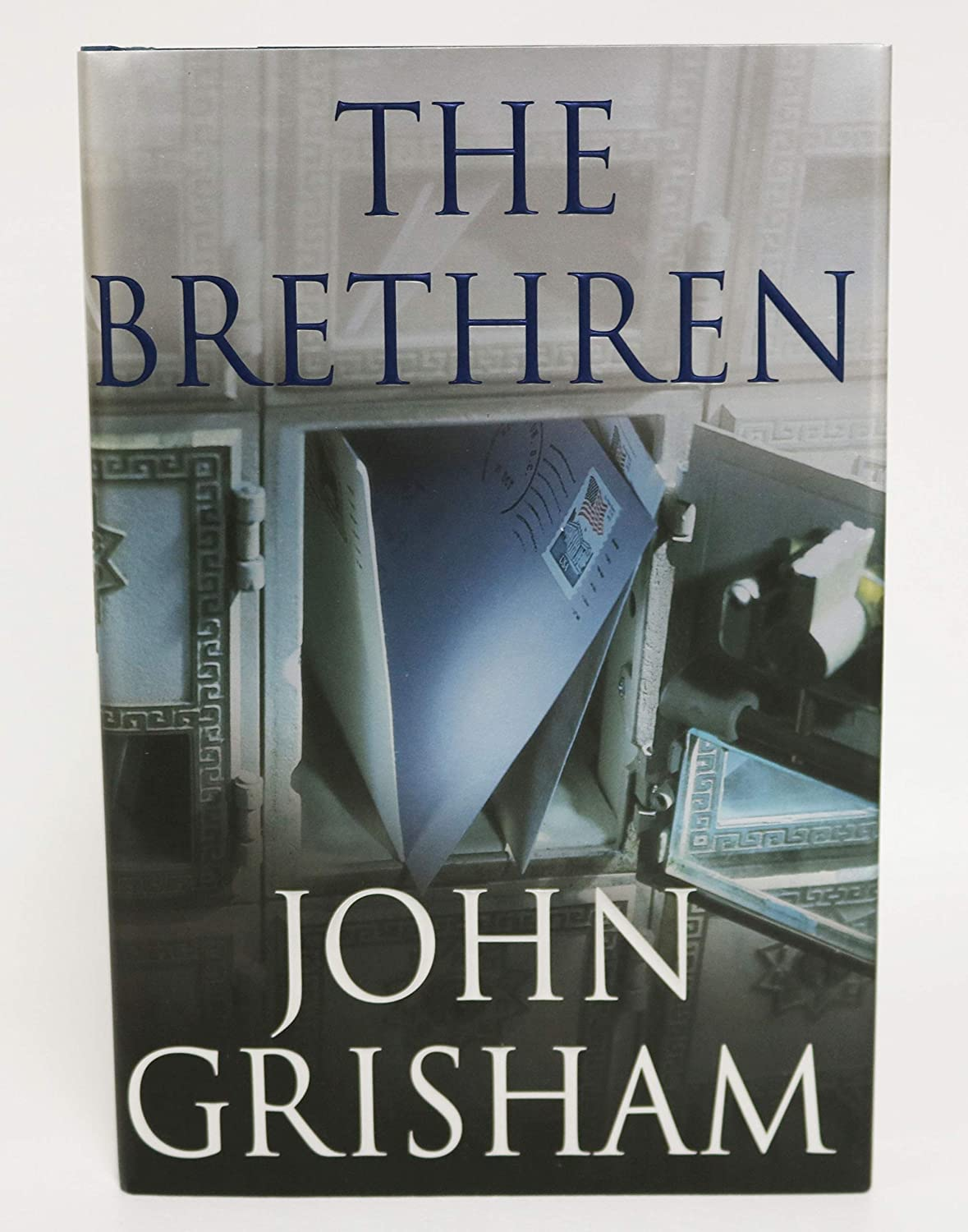 John Grisham Signed Autographed 1st Edition /'The Brethren/' HC Hard Cover Book wCard From Signing