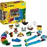 LEGO® Classic Stenen en lichten 11009 schaduwtheaterspeelgoed voor kinderen die houden van leuk bouw- en fantasiespel (441 onderdelen)
