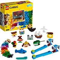 LEGO Classic 11009 Bricks and Lights Building Kit (441 Pieces)