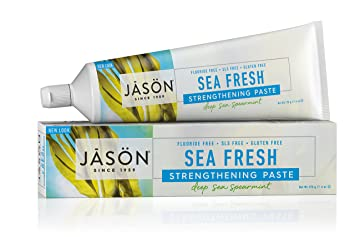 Review JASON Sea Fresh Strengthening