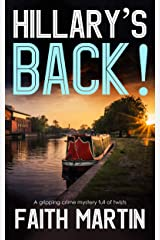 HILLARY'S BACK! a gripping crime mystery full of twists (DI Hillary Greene Book 18) Kindle Edition