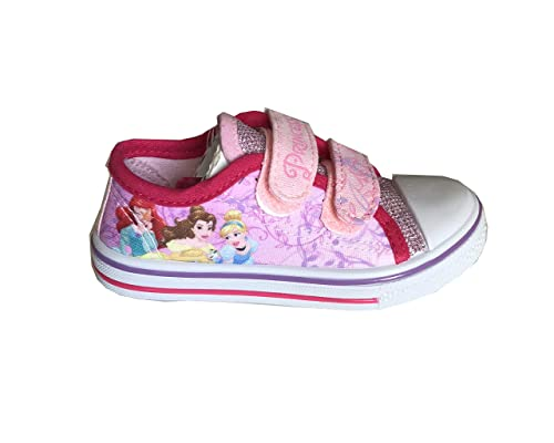 online store a800e 6dd5a Disney Principessa Scarpe Bimba con Strappi in Tela Art ...