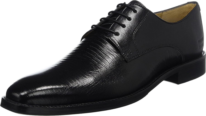 TALLA 40 EU. Melvin&Hamilton Martin 1, Zapatos de Cordones Derby para Hombre