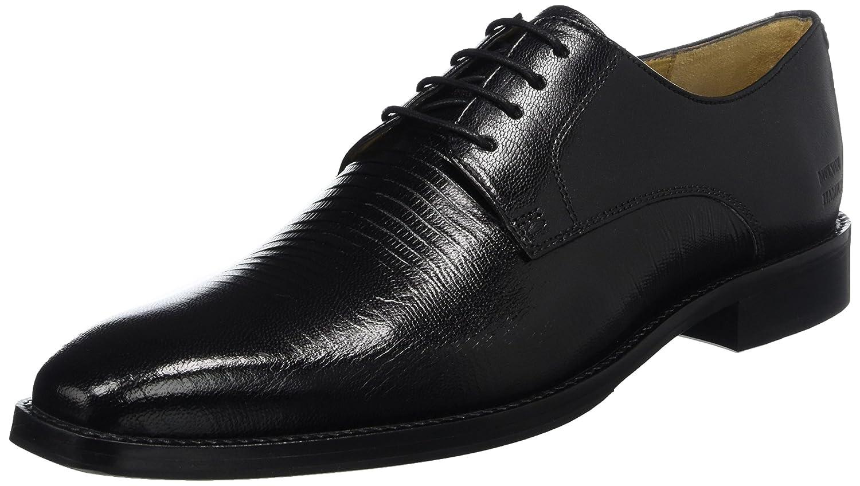 Melvin&Hamilton Martin 1, Zapatos de Cordones Derby para Hombre