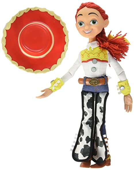 7163b925fd Image Unavailable. Image not available for. Color  Disney Toy Story Jessie  The Yodeling Cowgirl Talking ...