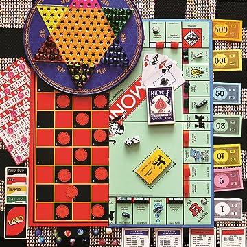 Springbok Board Game