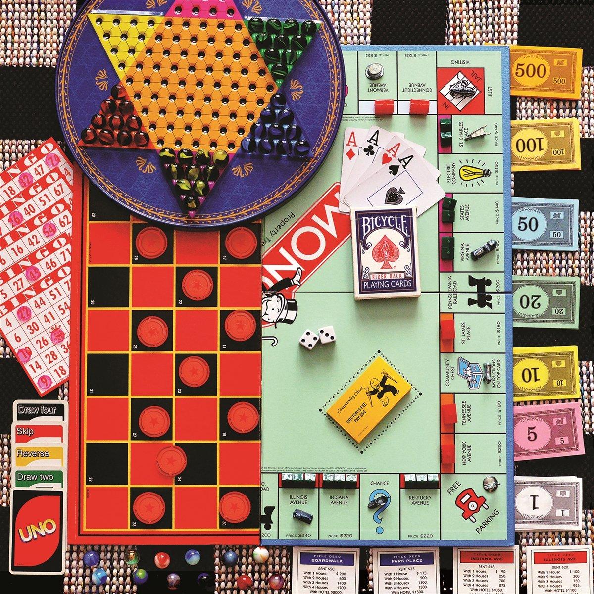 Springbok Puzzles Board Games Jigsaw Puzzle (500 Piece) 33-02521