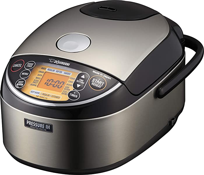 Top 9 Zojirushi Rice Cooker Pressure Ih