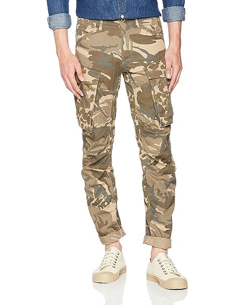 Sidste nye G-STAR RAW Men's Rovic Zip 3d Tapered Trouser: G-Star Raw: Amazon TE-02