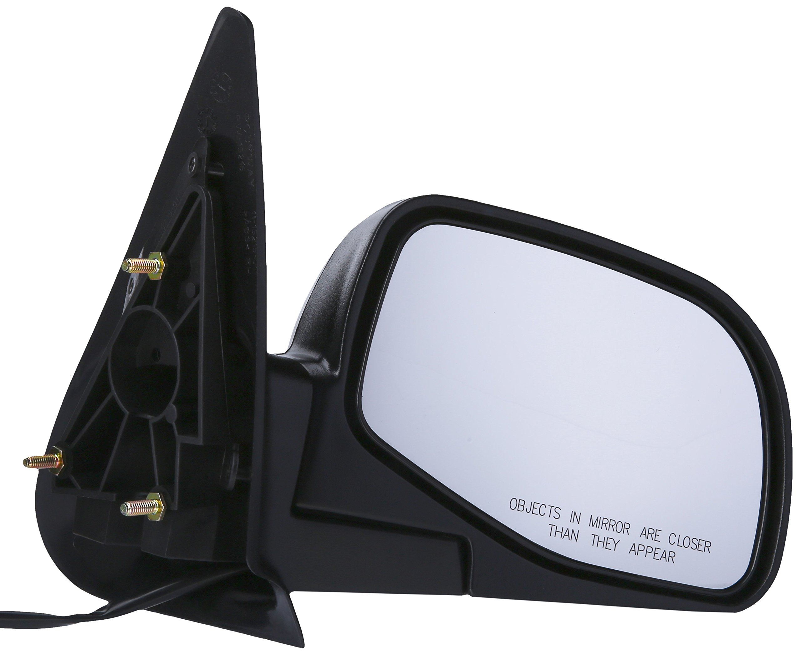 Partslink Number FO1320156 OE Replacement Ford Ranger//Mazda B-Series Driver Side Mirror Outside Rear View