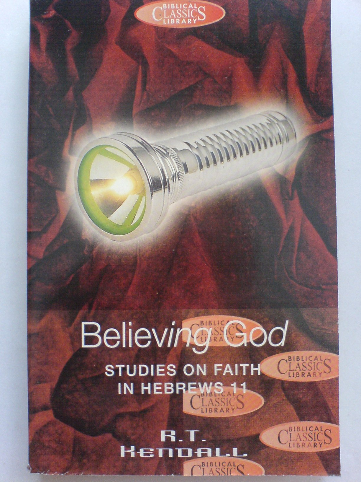 Read Online Believing God (Biblical Classics Library) pdf epub