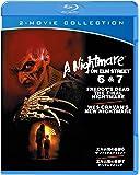エルム街の悪夢/ザ・ファイナルナイトメア&エルム街の悪夢/ザ・リアルナイトメア [Blu-ray]