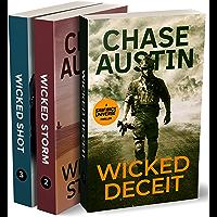 Sam Wick Boxset 1: Book 1-3 (The Sam Wick Series Box Set)