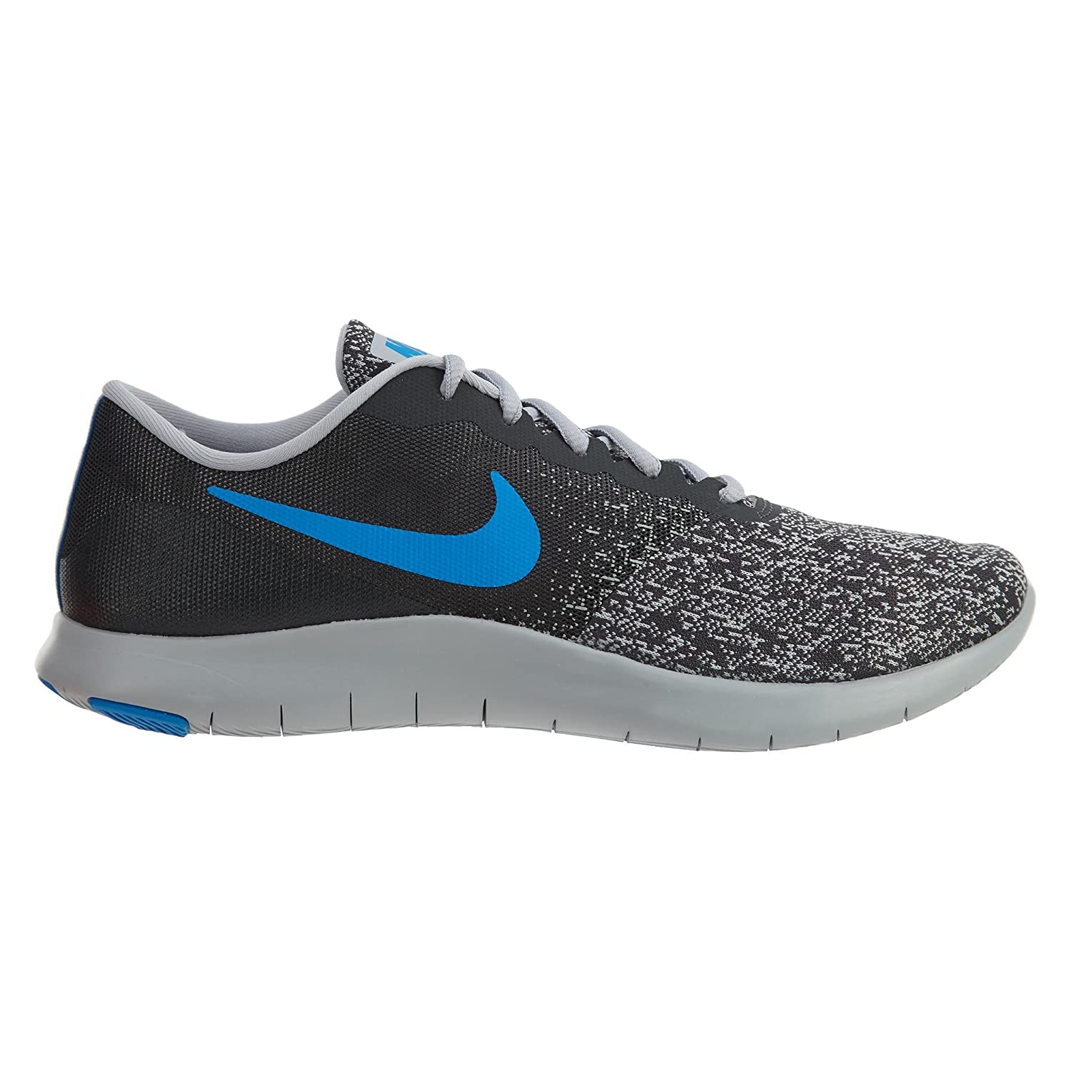 NIKE Mens Flex Contact, Anthracite Photo Blau-Wolf grau, grau, grau, 12 93ccba