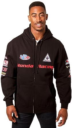 27c9f757b4a JH DESIGN GROUP Men s Honda Hoodie with Multiple Logo s a Sweatshirt for Men