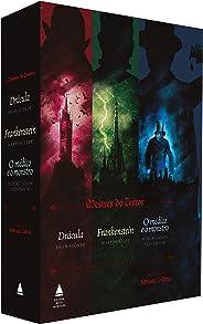 Box do Terror. Frankenstein, Drácula e o Médico e o Monstro