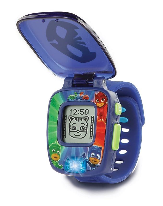 VTech PJ Masks Buhita, Reloj Digital Educativo Que estimula el Aprendizaje e incorpora minijuegos y Actividades, Color Rojo (3480-175857): Amazon.es: ...