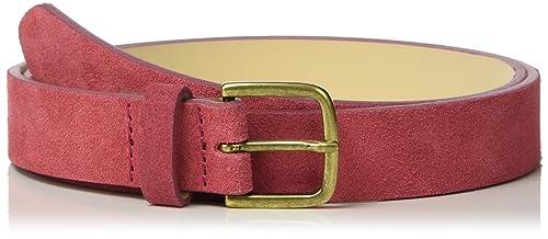 ESPRIT 057ea1s003, Cinturón para Mujer, Rosa (Pink), Small (Talla del fabricante: 80)