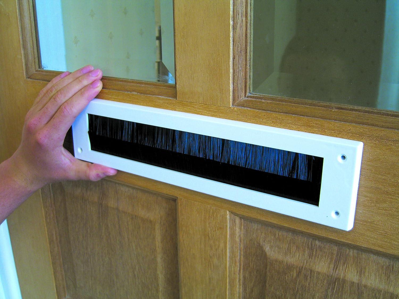 Stormguard Marco protector interno para el buz/ón de puerta PVC