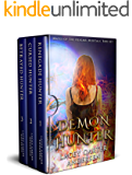 Demon Hunter: A Paranormal Reverse Harem Romance (Mates of the Realm Box Sets Book 1)