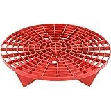 VIKING Bucket Insert Grit Trap, Red