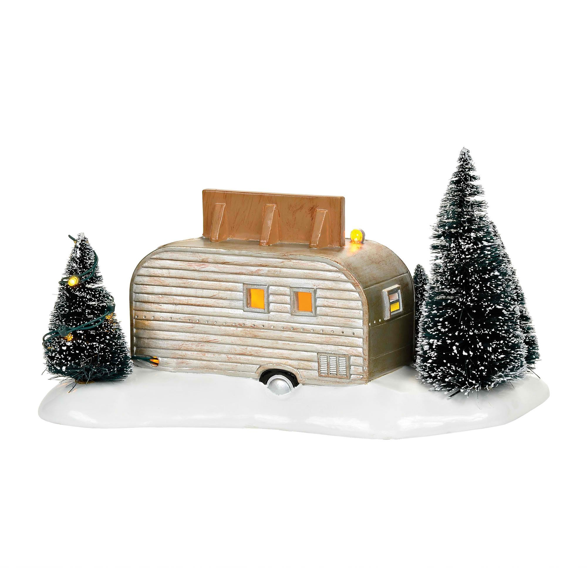 Download Department 56 Snow Village Christmas Vacation Griswold ...