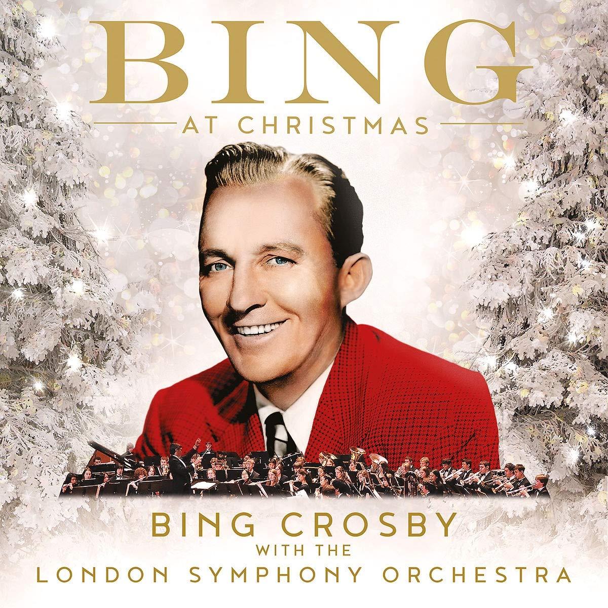 Bing Crosby Bing At Christmas Amazon Com Music