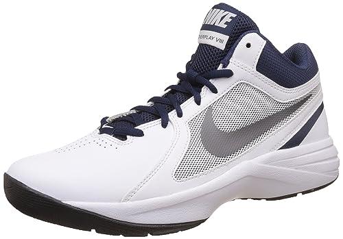 506da6a570855c Nike Men s The Overplay VIII White
