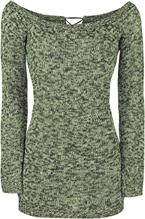 Innocent Lifestyle Pull Femme Vert X Large: Amazon