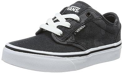zapatillas vans lona niño