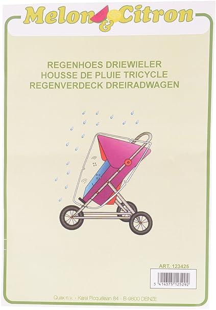 Quax 123425 impermeable para carrito y silla de paseo ...