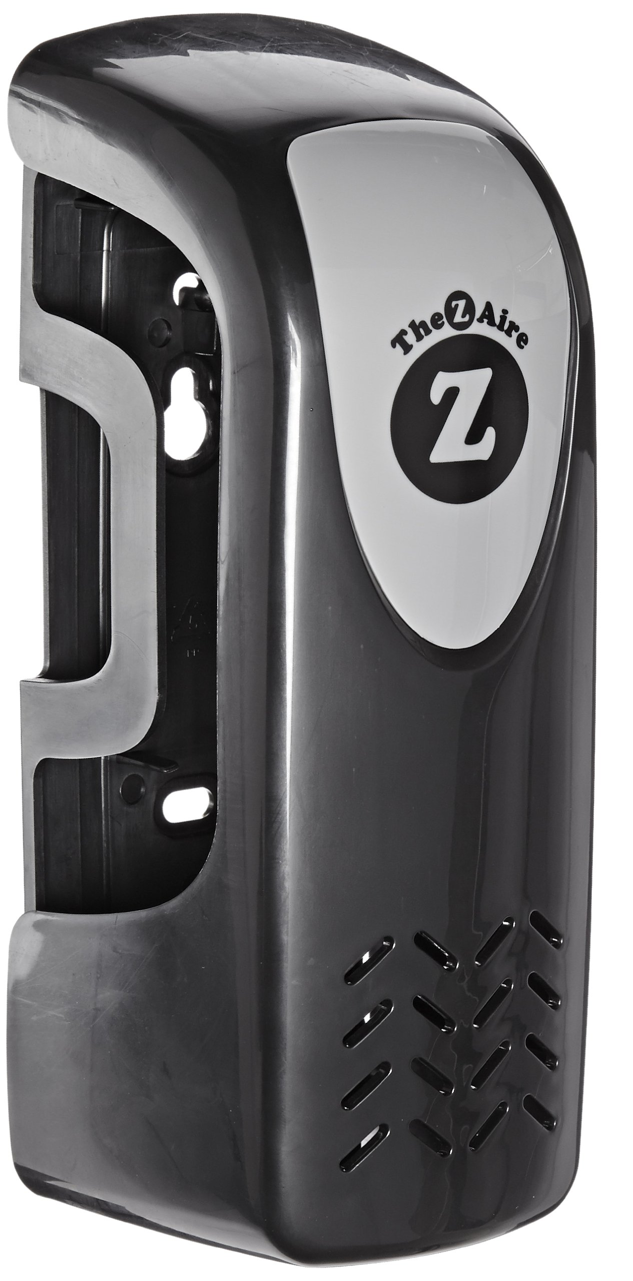 Impact 776 Z-Aire Passive Dispenser, 3-1/4'' Length x 3'' Width x 7-1/2'' Height, Black (Case of 12)