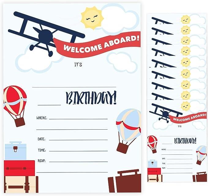 invitation Geburtstag Klappkarte Illustrated Birthday card Geburt 1 Baby illustrierte Geburtstagskarte no.20 boy Gru\u00dfkarte