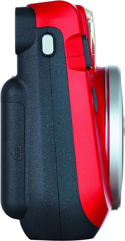2 paquetes de pel/&iac Fujifilm Instax Mini 70 C/ámara anal/ógica instant/ánea ISO 800, 0.37x, 60 mm, 1:12.7, flash autom/ático, modo autorretrato, exposici/ón autom/ática, temporizador, modo macro negro medianoche