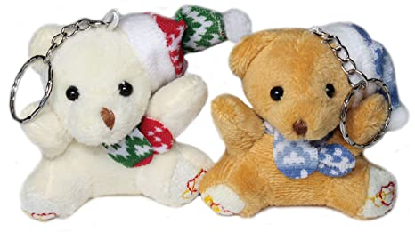 Amazon.com: lucore Navidad oso de peluche Animal de peluche ...