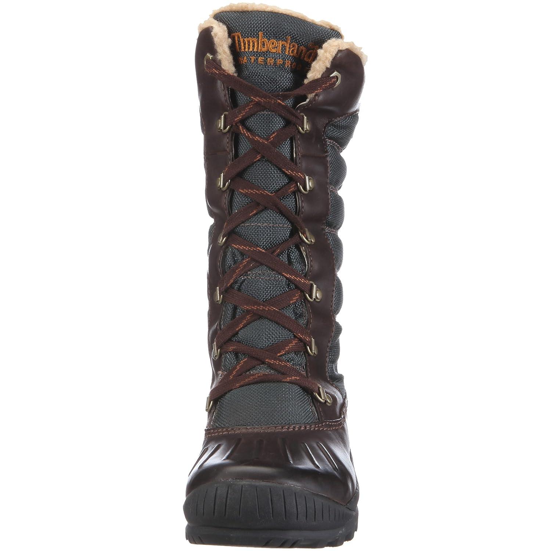 timberland boots dark brown