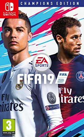 Electronic Arts FIFA 19 Champions Edition Nintendo Switch Inglés ...