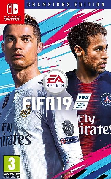 Electronic Arts FIFA 19 Champions Edition Nintendo Switch Inglés, Italiano vídeo - Juego (Nintendo Switch, Deportes, Modo multijugador, E (para todos), Soporte físico): Amazon.es: Videojuegos